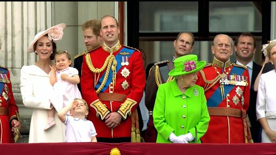 Inside the Luxurious Life of a Royal Baby