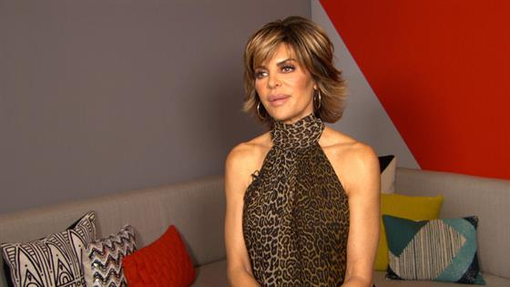 Lisa Rinna Plays 'Name That Housewife'