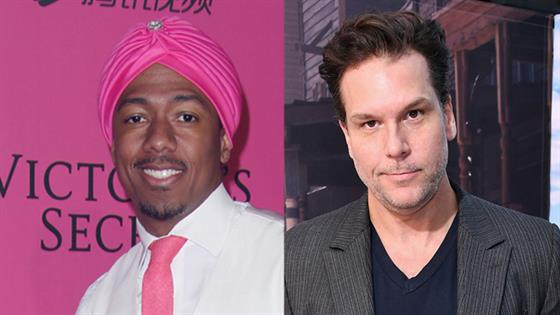 Nick Cannon Fires Back at Dane Cook