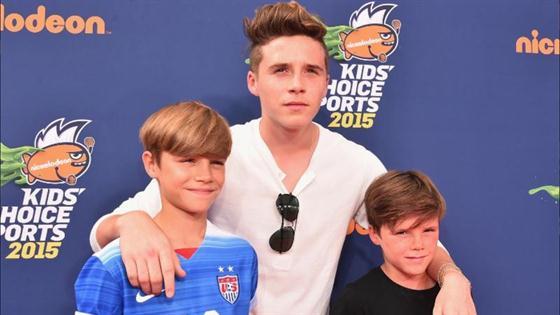 Cruz Beckham Proves He's the Next Bieber