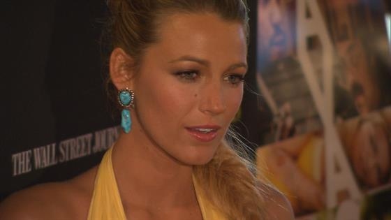 Blake Lively Wants to Fit Into Her Jeans Again