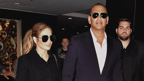 J.Lo and A-Rod's Favorite PDA Move