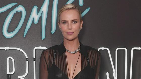 Charlize Theron Slays at
