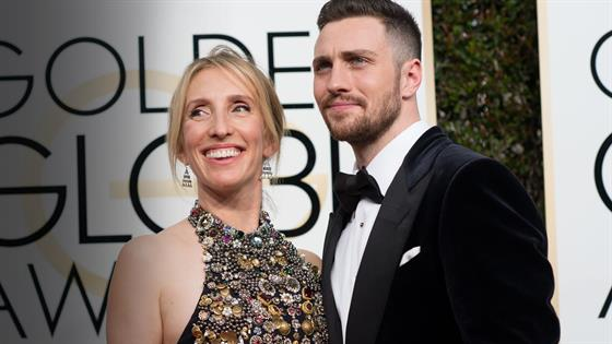 Aaron Taylor-Johnson's Wife