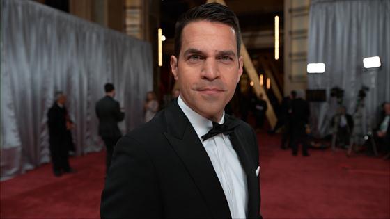 Dave Karger - Glambot E! des Oscars 2017