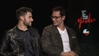 Play Video - Jack Falahee & Matt McGorry Describe HTGAWM in Emojis