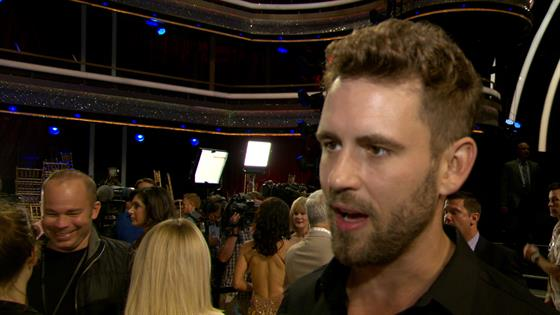 Nick Viall Happy for Rashad Jennings'
