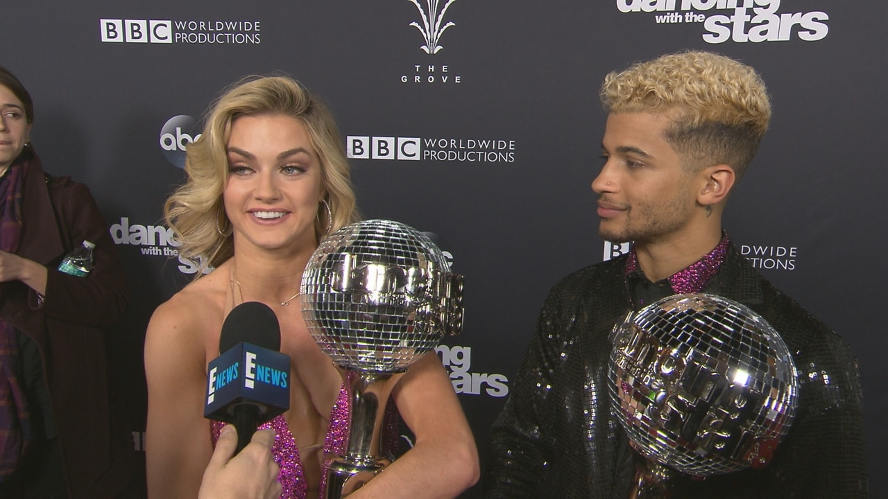 Jordan Fisher Reveals His Key Dancing With the Stars Takeaway With ...