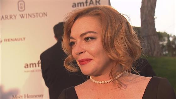 Lindsay Lohan Opens Up on Latest Projects