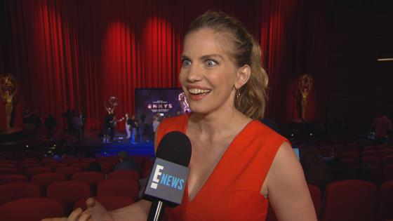 Anna Chlumsky Reacts to