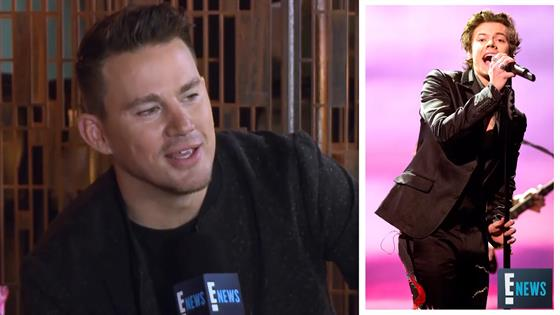 Channing Tatum Gives Stripper Names to Stars