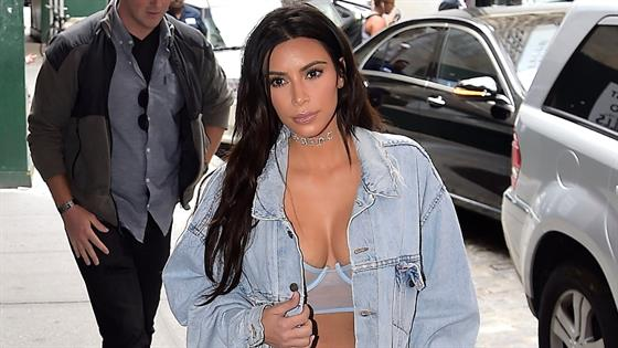 Kim Kardashian West Back on Social Media?