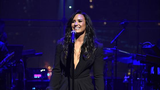 Demi Lovato Debuts Huge New Tattoo