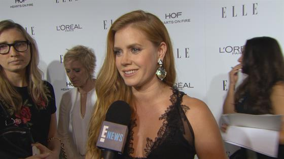 Would Amy Adams Want Her Daughter to Be an Actress?