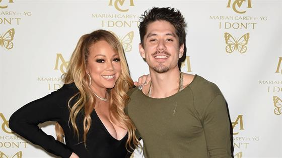 Mariah Carey Celebrates Her