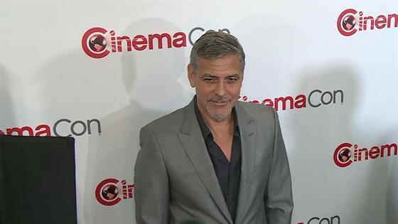 George Clooney Spills Baby Secrets