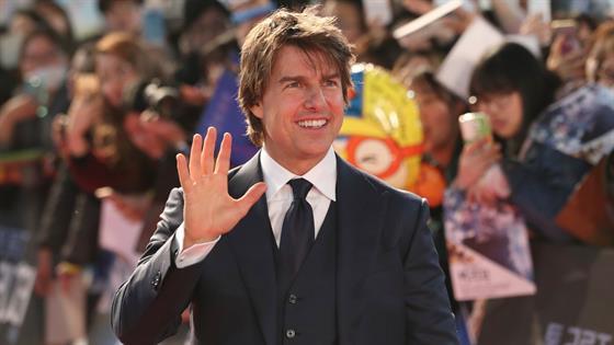 Tom Cruise Confirms