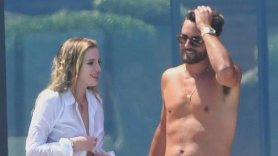 Scott Disick and Bella Thorne Heat Things Up
