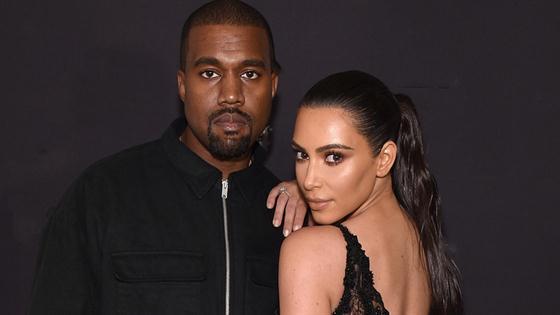 Kanye West Surprises Wife Kim Kardashian With Flowers