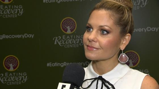 Candace Cameron Bure on Past Eating Disorder