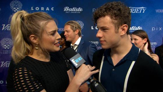 Nolan Gould Defends Ariel Winter Against Haters