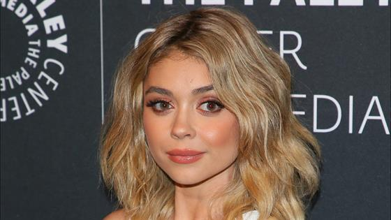 Sarah Hyland Addresses Anorexia Rumors