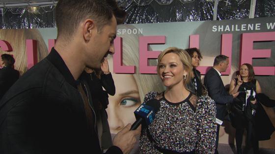 Reese Witherspoon parle de la Saint-Valentin