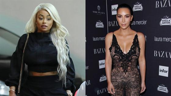 Kim Kardashian vs. Blac Chyna: Battle of the Corsets