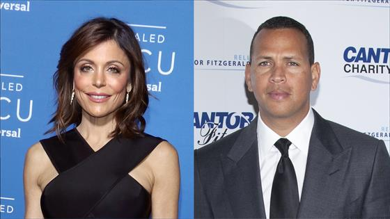 Bethenny Frankel Can't Recall Kissing A-Rod