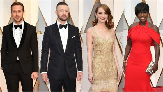 Reunions We Loved At the 2017 Oscars