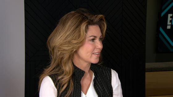 Shania Twain On Lyme Disease Affecting Her Vocal Chords E News
