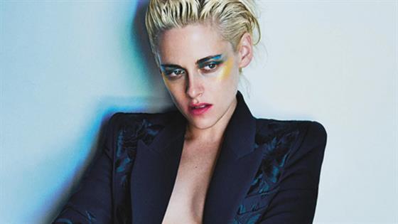 Kristen Stewart Praises Karl Lagerfeld