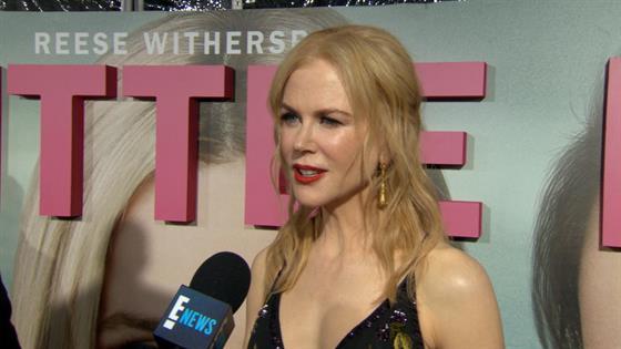Nicole Kidman parle des scènes sexy de