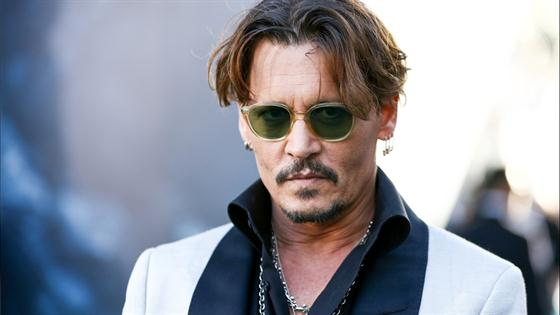 Johnny Depp Jokes About Assassinating Donald Trump
