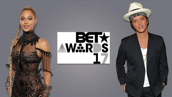 BET Awards 2017: By the Numbers