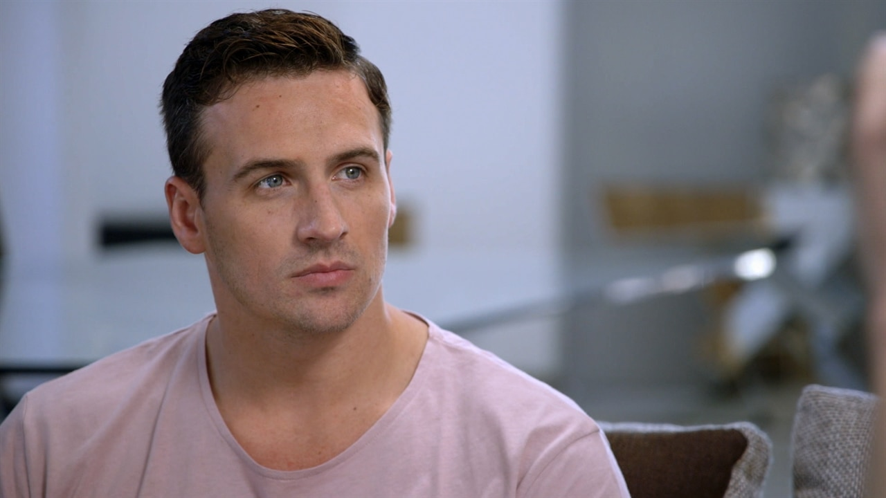 Ryan lochte news pictures and videos e news canada ryan lochte communicates with late grandpa on hollywood medium voltagebd Choice Image