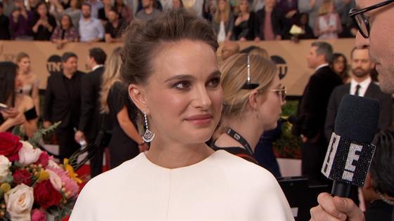 Natalie Portman News Pictures And Videos E News