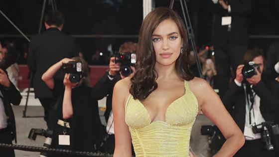 Irina Shayk Stuns on the Cannes 2017 Red Carpet