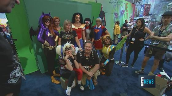 Girl-Power au Comic-Con - 28/07/16