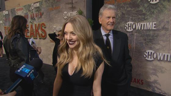 Amanda Seyfried Gushes Over Life as a New Mom