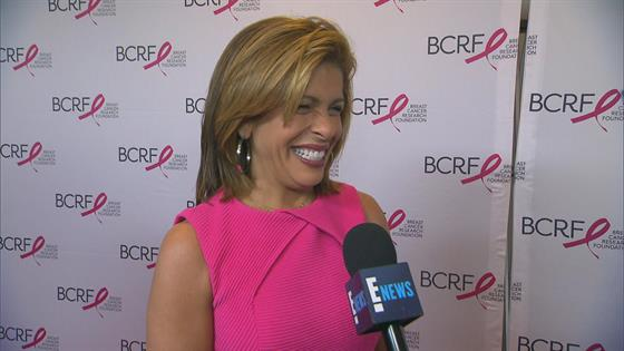 Hoda Kotb is named co-anchor of NBC's 'Today,' replacing Matt Lauer