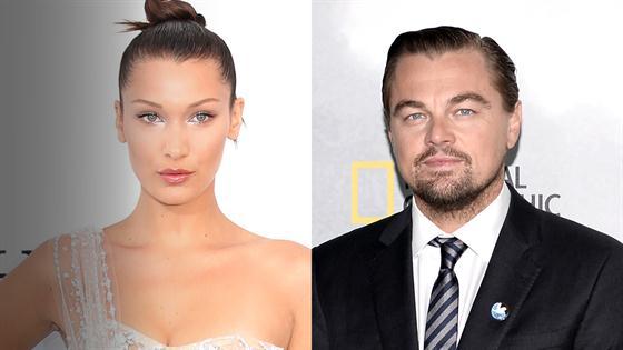 Bella Hadid & Leo DiCaprio Spark Flirting Rumors