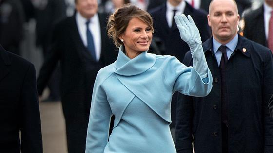 Melania Trump's Million Dollar Style