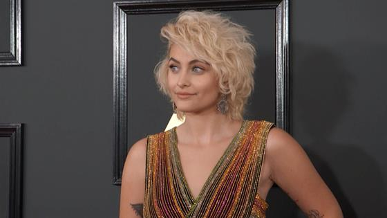 Paris Jackson Is Officially a Model