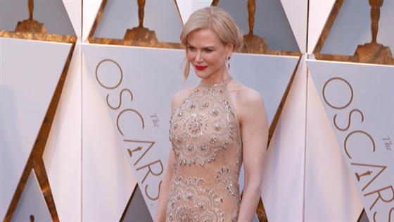 Nicole Kidman Explains Her Oscars