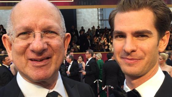 Andrew Garfield's Dad Recalls His Childhood Days