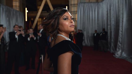 Taraji P. Henson - 2017 Oscars E! Glambot
