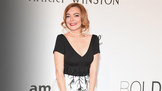Lindsay Lohan Launches Website to Share All Her