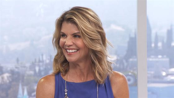 Lori Loughlin Talks