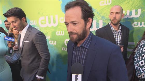 Is Luke Perry Up for
